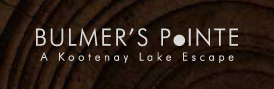 Bulmer's Pointe - Kootney Lake BC Property